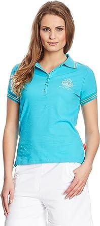 xfore Golfwear Polo Turquesa S: Amazon.es: Ropa y accesorios