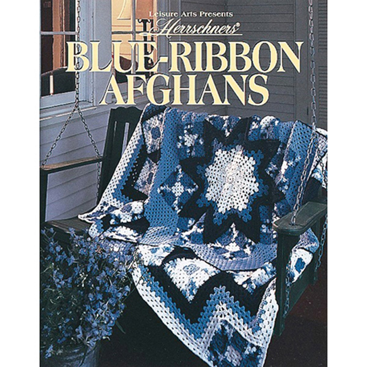 Leisure arts blue ribbon afghans 0749075082053 amazon books bankloansurffo Images