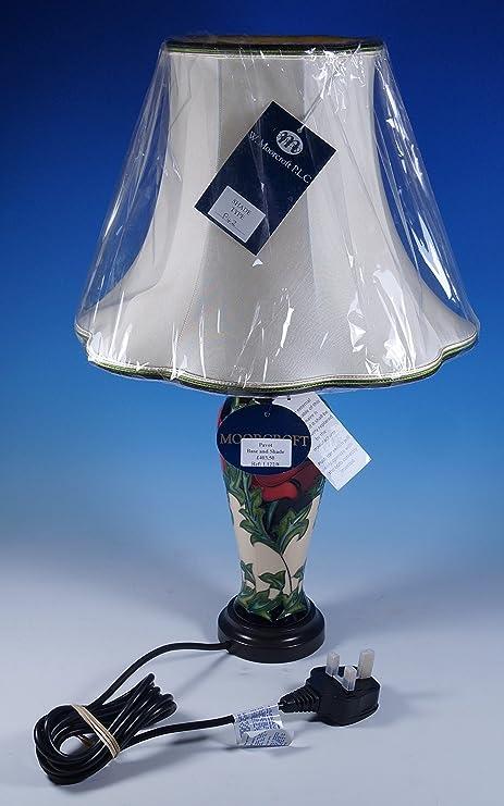 A moorcroft pavot red poppy lamp p42 shade l1228 rachel bishop a moorcroft pavot red poppy lamp p42 shade l1228 rachel bishop 1st quality aloadofball Choice Image