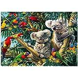 Diamond Painting, AWAkingdemi DIY 5D Diamond Painting Koala Cross Stitch Kits Embroidery Needlework Decor