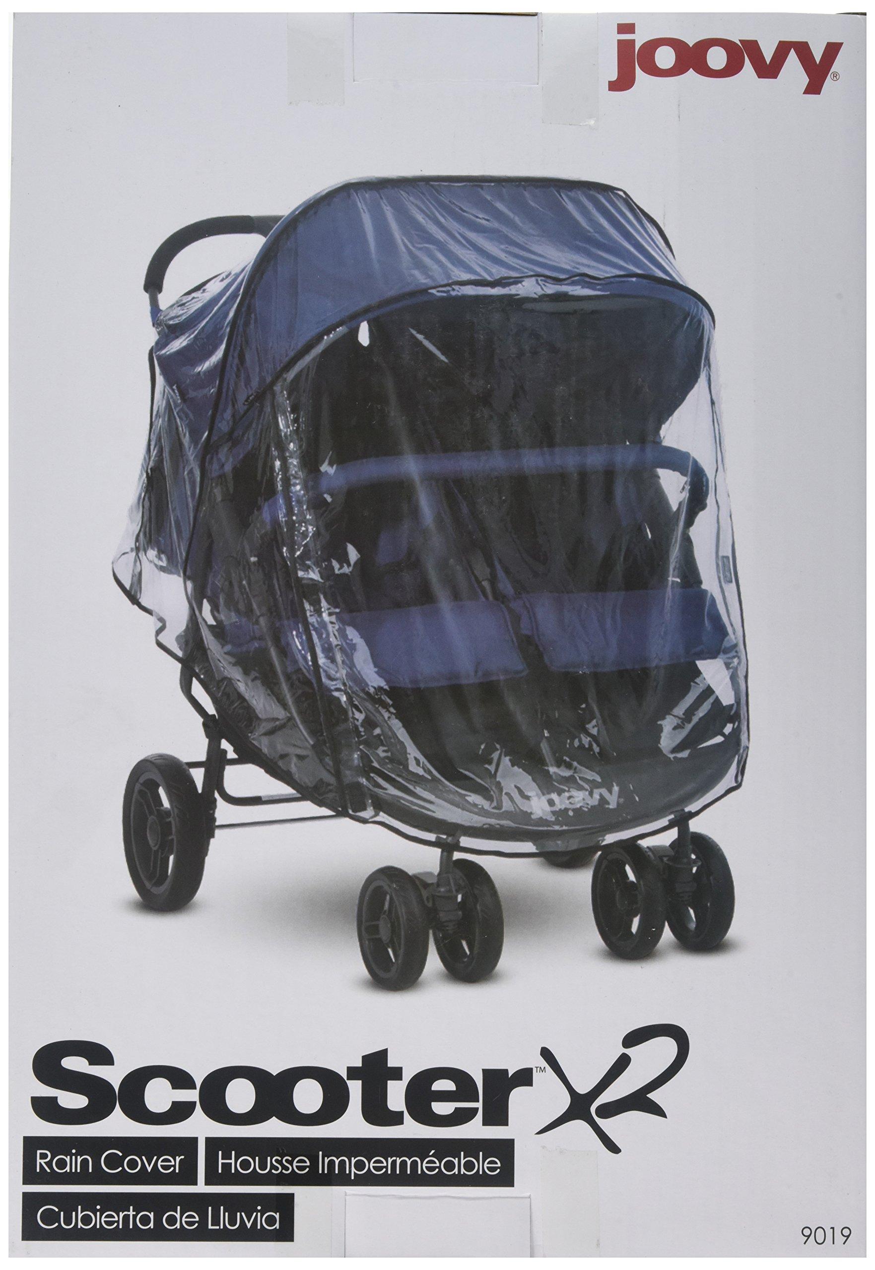 Amazon.com : JOOVY Scooter X2 Rain Cover : Baby