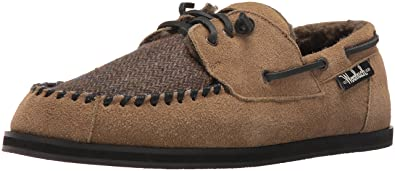 56734f75 Amazon.com   Woolrich Men's Austin Potter Moccasin   Loafers & Slip-Ons