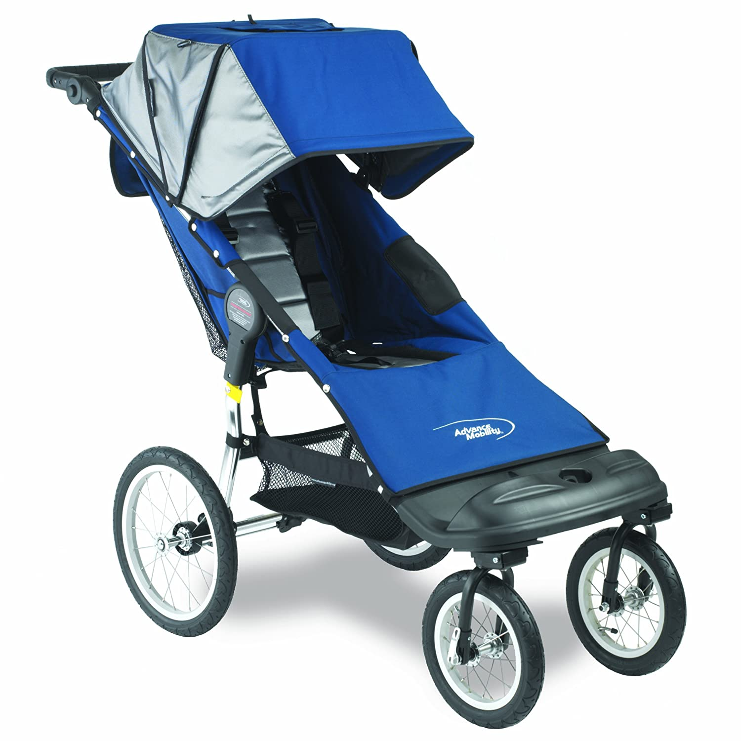 Amazon Advance Mobility Liberty Stroller Push Chair Navy Standard Baby Strollers Baby