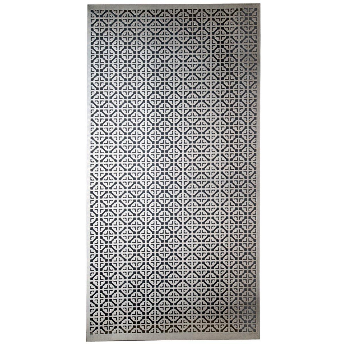 M-D Building Products 57326 Decorative Mosaic Aluminum Sheet ...