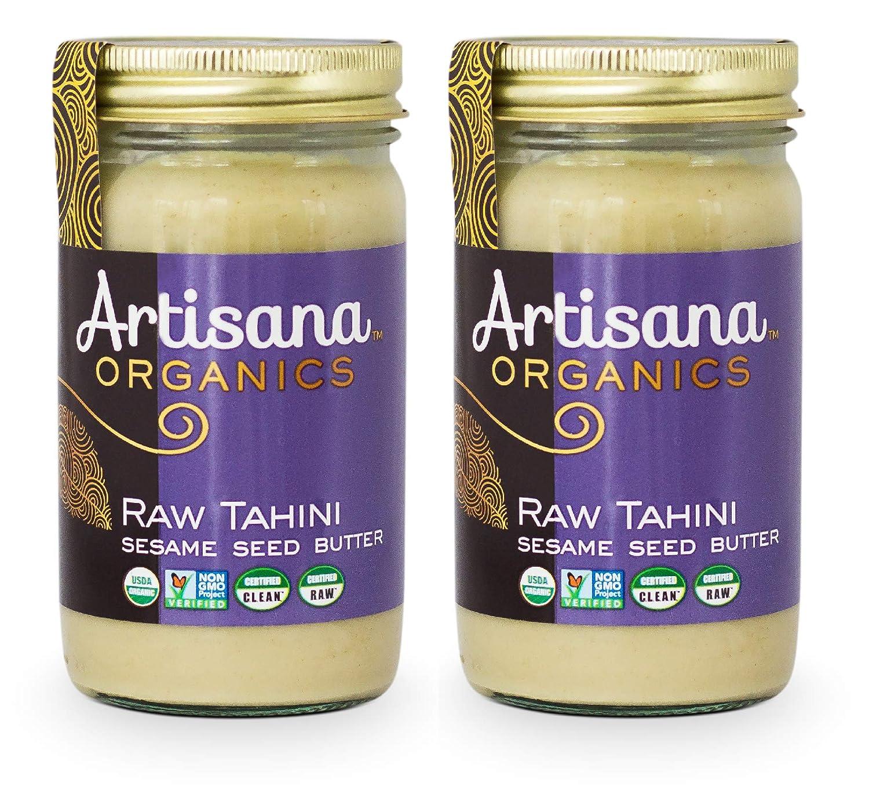 Artisana Organics Raw Tahini Sesame