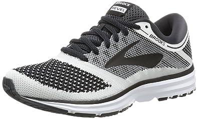 e8e270d2a243a Brooks Women s s Revel Running Shoes Grigio (White Anthracite Black) 4.5