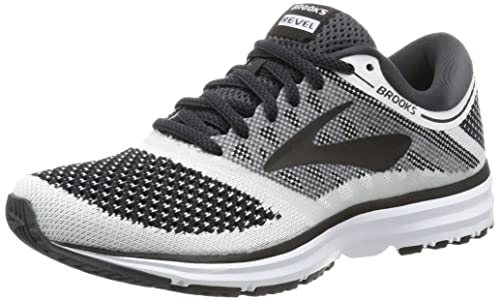ddc88d8b484 Brooks Women s s Revel Running Shoes Grigio (White Anthracite Black) 4.5