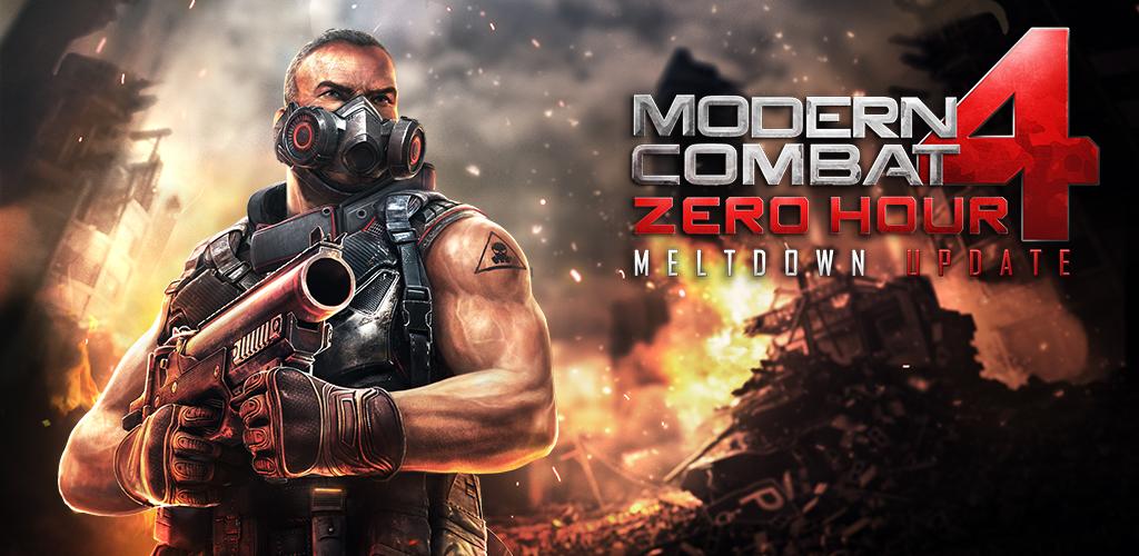 modern combat 4 zero hour download gratis