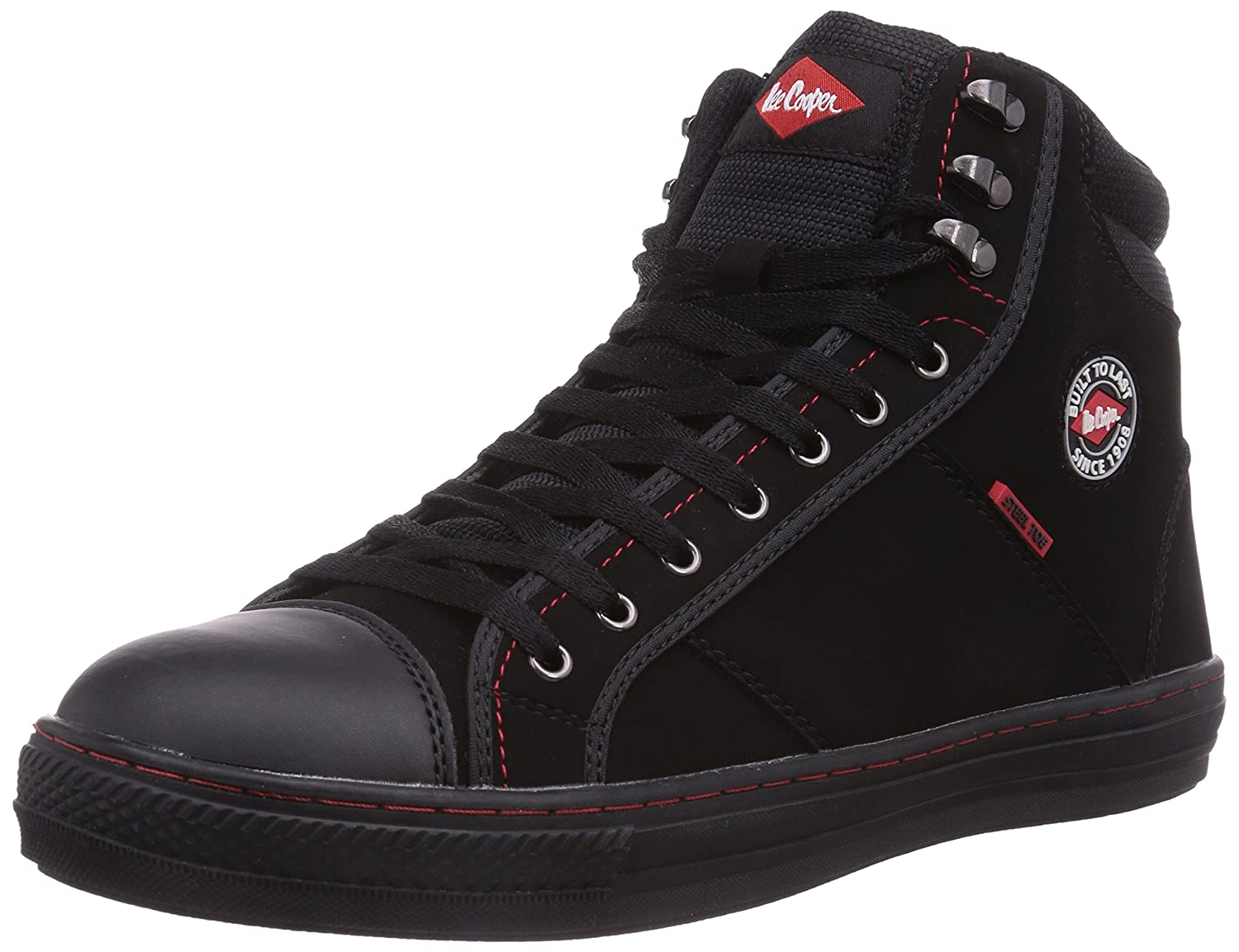 Lee Cooper Workwear Sb Boot, Chaussures de sécurité Adulte Mixte