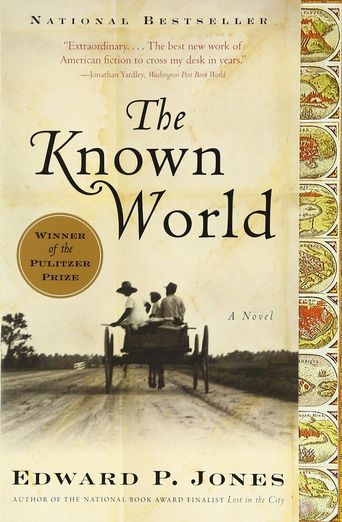 The Known World: A Novel: Edward P Jones: 0099455014953: Amazon: Books