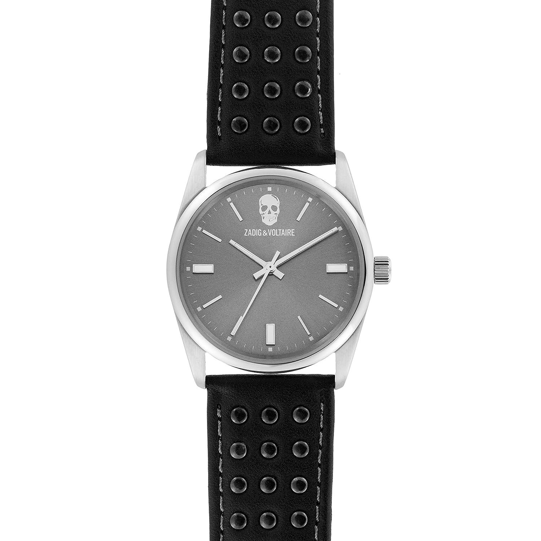 Zadig & Voltaire Unisex-Armbanduhr ZVF242