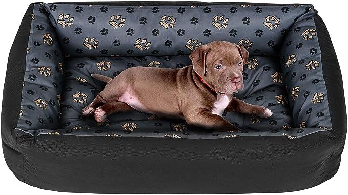 SuperKissen24. - Cama Perro para Perros y Gato - Impermeable - Grande y Mediano Perros - Patas XL