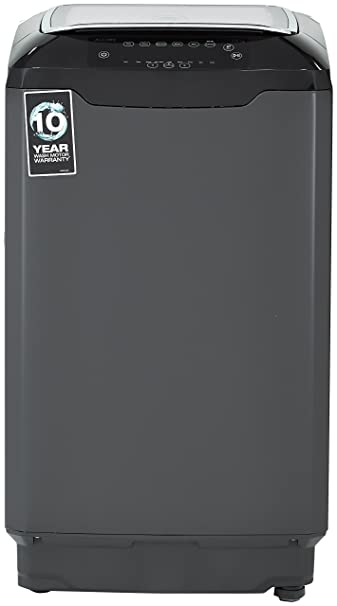 Godrej 7 kg Fully-Automatic Top Loading Washing Machine (WT EON Allure 700 PANMP, Graphite Grey) Washing Machines & Dryers at amazon