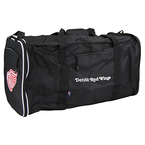 84c0df62f99 The Northwest Company NHL Team Logo Extended Duffle Bag (Detroit Red Wings)