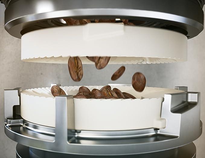 Philips 5000 Serie ep5365/10 – Cafetera automática (recipiente para leche integrado, Acero inoxidable frontal): Amazon.es: Hogar