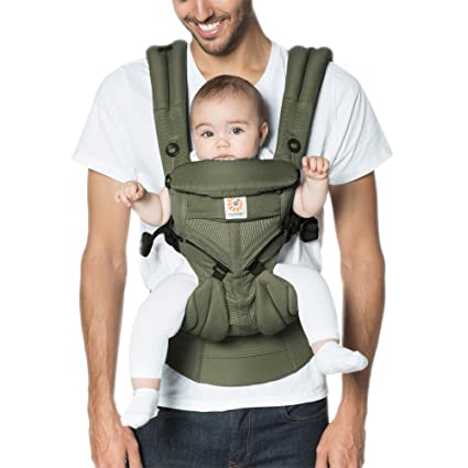 af46edad94f Ergobaby Baby Carrier for Newborn up to 3 Years
