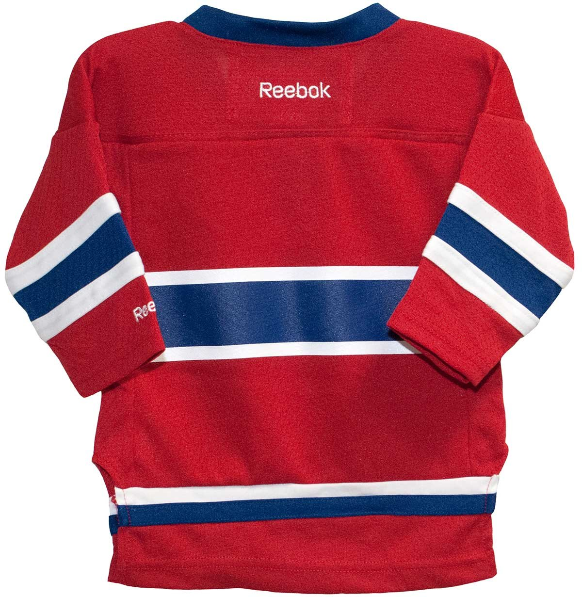 quality design 1fc63 c3799 Montreal Canadiens NHL Infant One Size Team Color Jersey Red (12-24 Months)