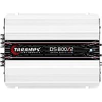 Módulo Taramps DS 800x2 2 ohms 800 W RMS 2 Canais Amplificador Som Automotivo