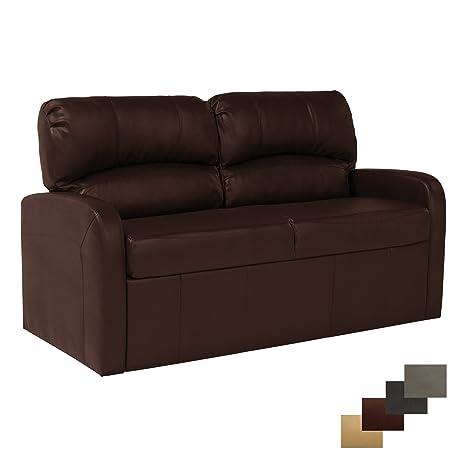 Amazon.com: RecPro Charles - Sofá cama con brazos para ...