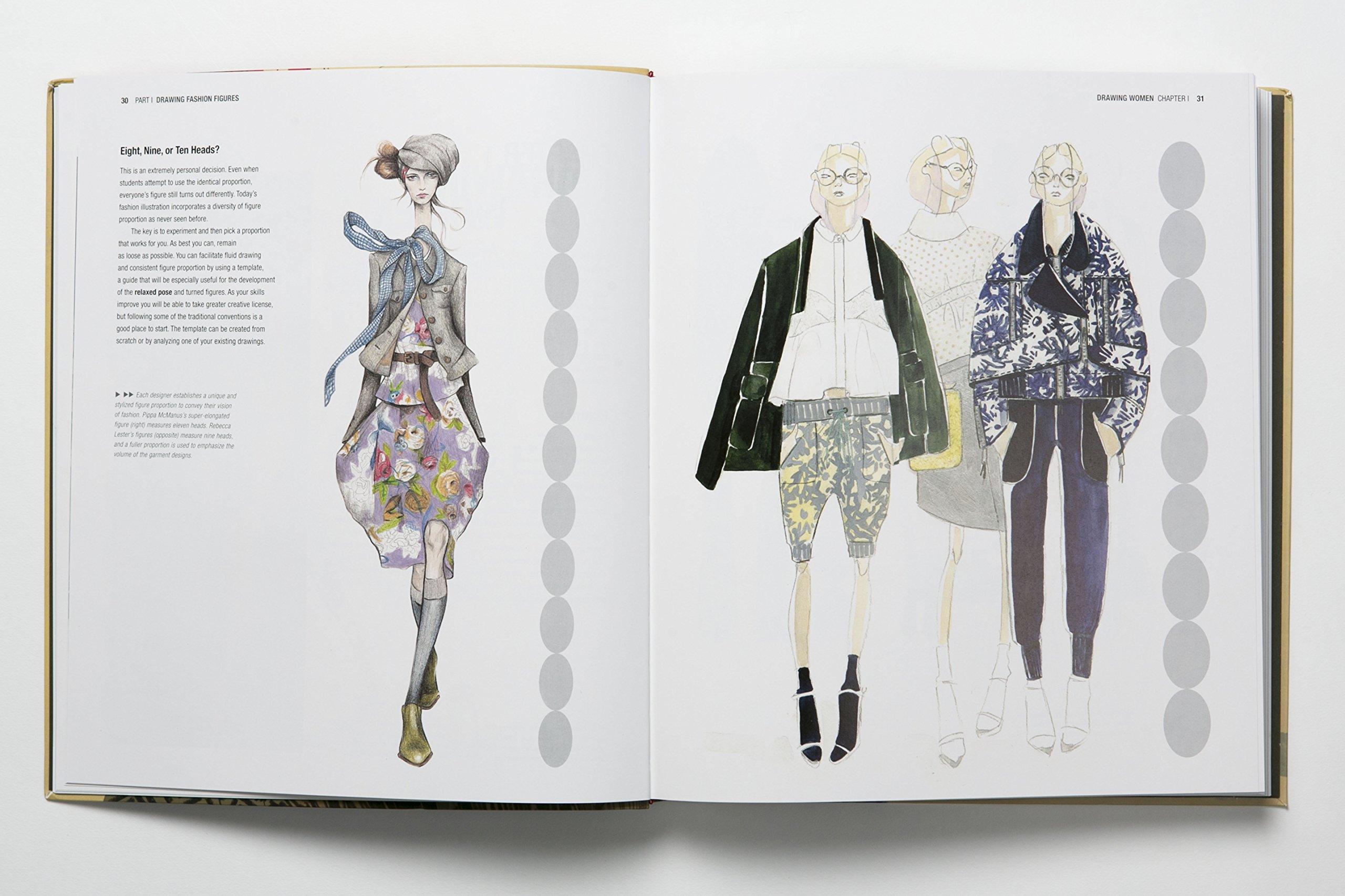 Contemporary Fashion Illustration Techniques Pdf Free Download Download Illustration 2020