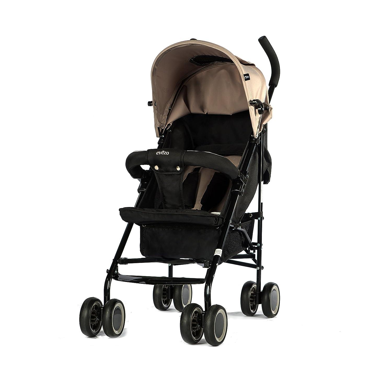 EVEZO 2141A Full-Size Ultra Lightweight Umbrella Stroller