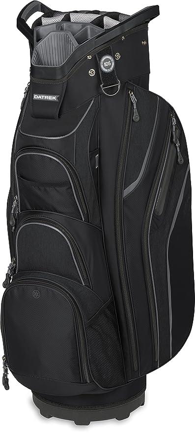 5d1e492ae4d2 Amazon.com   Datrek Golf SGO Cart Bag (Black Charcoal)   Sports ...