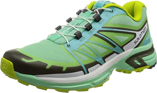 Salomon Wings Pro 2, Zapatillas de Running para Mujer: Amazon ...