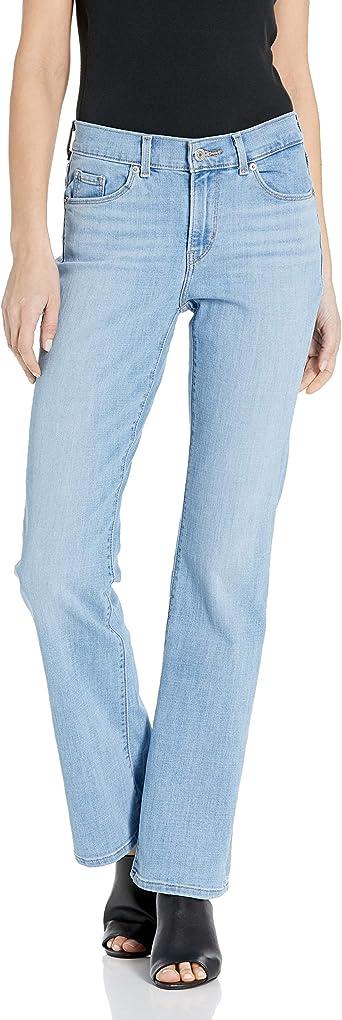 Amazon Com Levi S Pantalones Vaqueros Clasicos Para Mujer Clothing