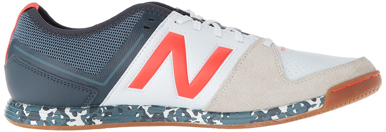 New Balance Men's Audazo V3 Soccer schuhe, Weiß, 8.5 2E 2E 2E US c5d505