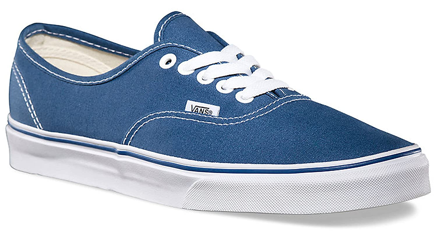 Vans Authentic Unisex Skate Trainers Shoes B00ML108QM 11.5 B(M) US Women / 10 D(M) US Men|Navy