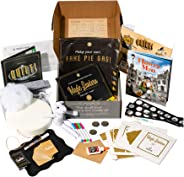 Cooper & Kid - The Instant-Dad-Is-Awesome Subscription Box - Educational & Fun Family Projects - Chara