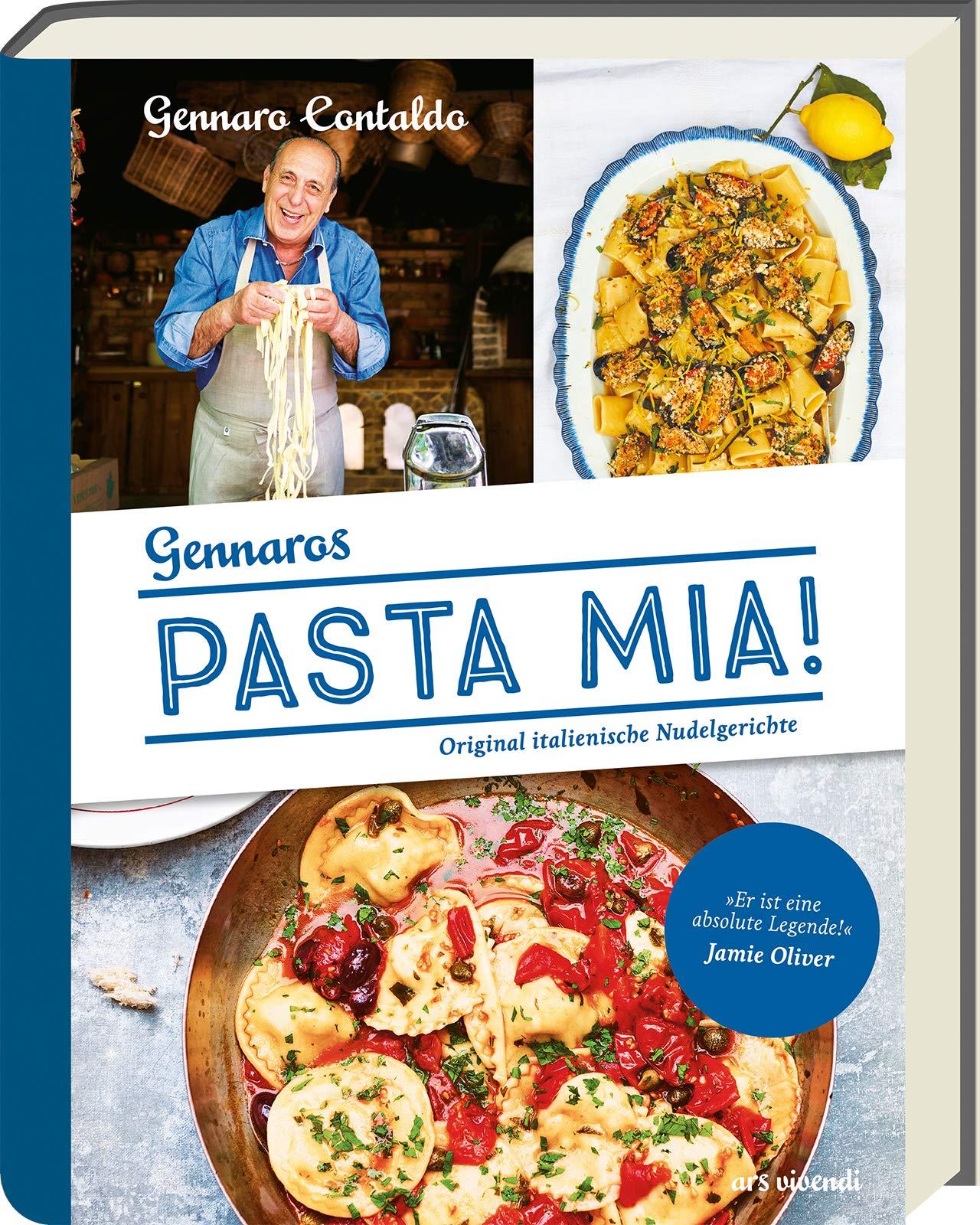 Pasta Mia Original Italienische Nudelgerichte Amazon Com Br