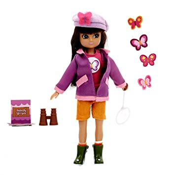 Buy Butterfly Protector Lottie doll Online at Low Prices in