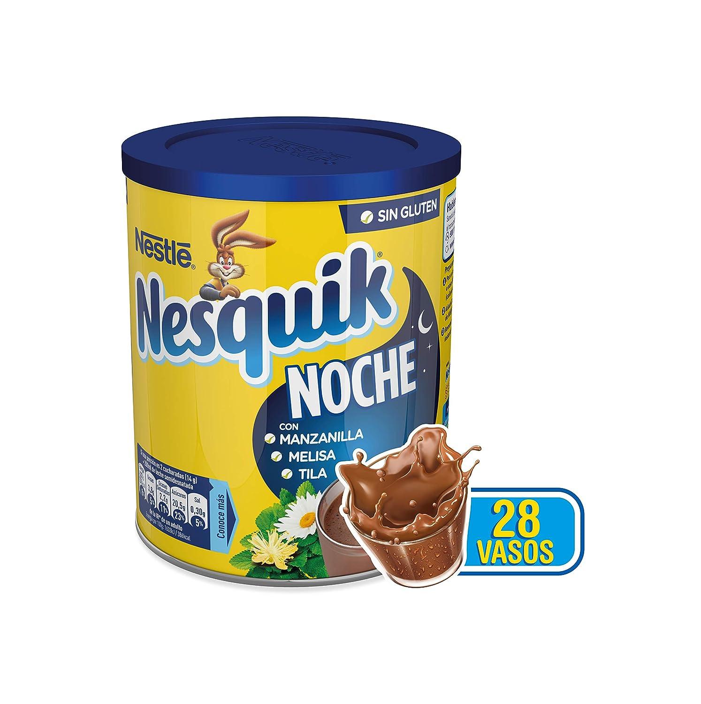 Nestlé Nesquik Noche Cacao Soluble Instantáneo - 400 g: Amazon.es: Amazon Pantry