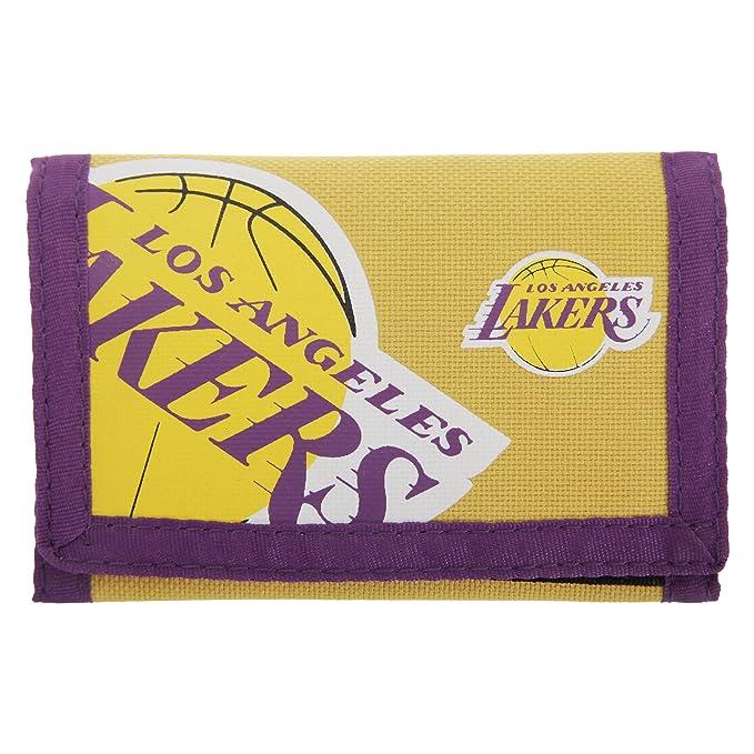 Los Angeles Lakers - Billetera/ Monedero/ Cartera de tela ...