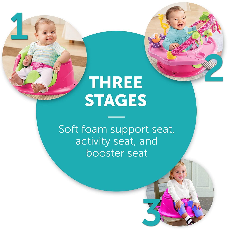 Amazon.com: Summer Infant Juego de isla de tres etapas silla ...