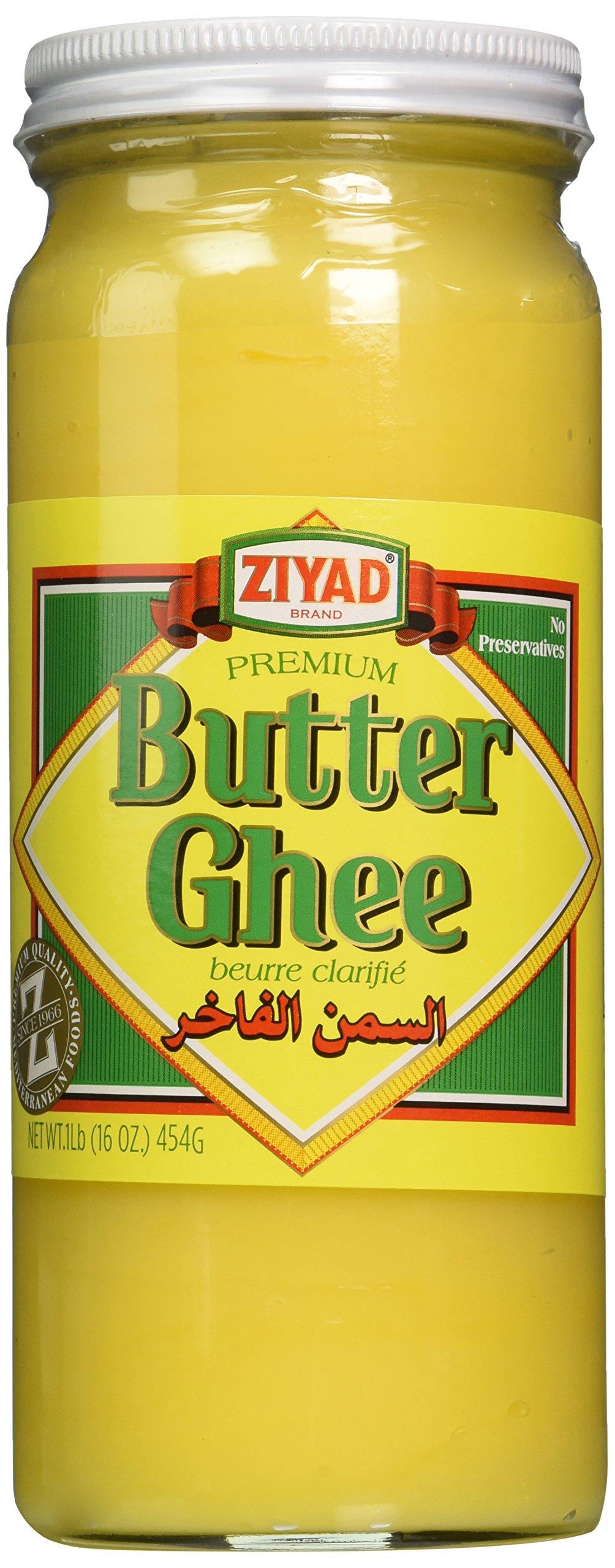 Ziyad Butter Ghee (1 Lb) by Ziyad