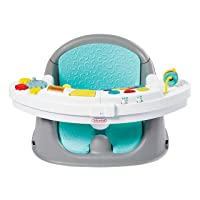 Infantino Music & Lights 3-in-1 Discovery Booster Seat, converts into an Infant...