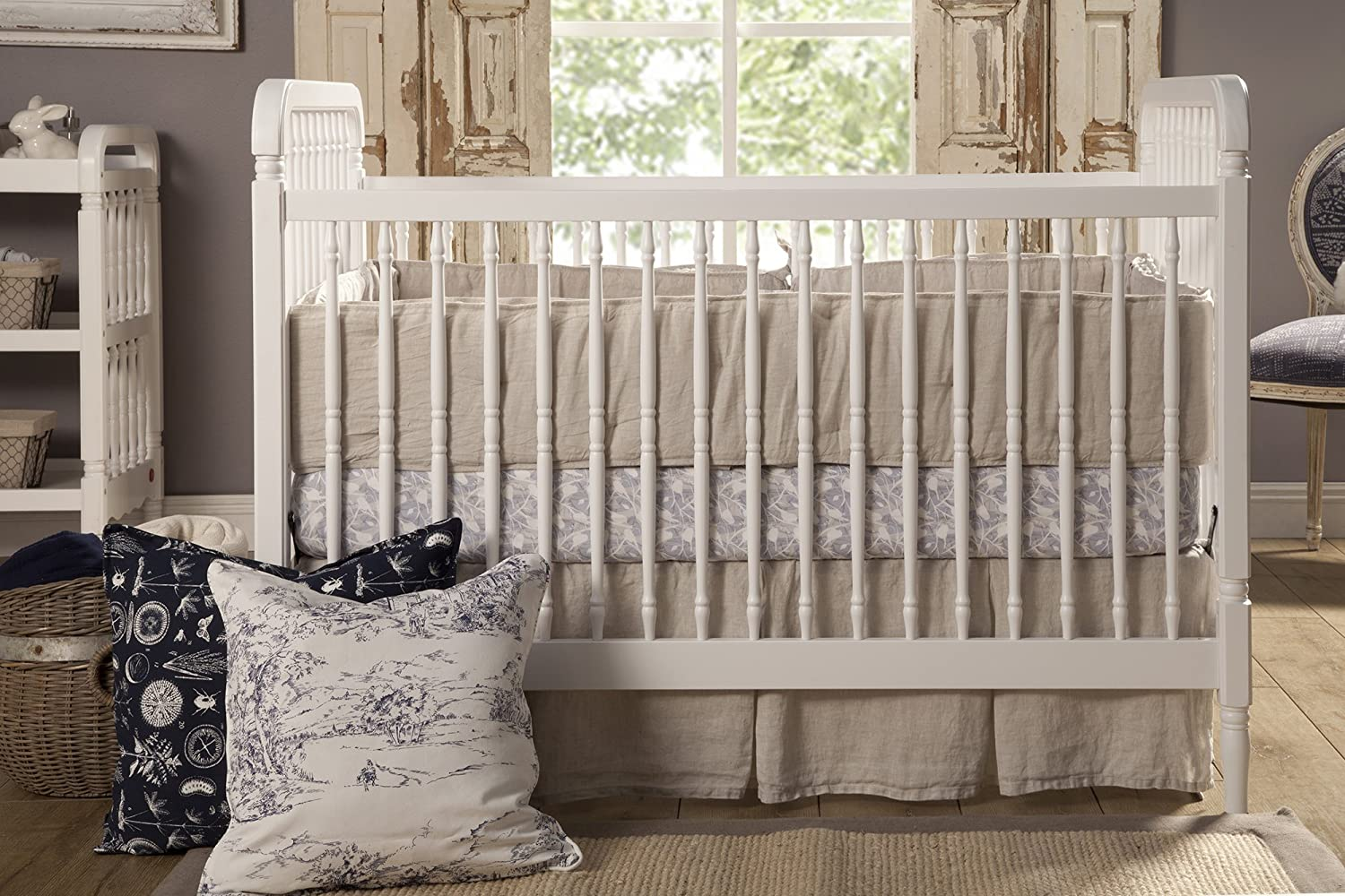 amazoncom franklin u0026 ben liberty 3in1 convertible crib with toddler bed conversion kit baby