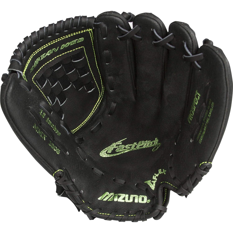 【超特価】 Mizuno 30cm Prospect 30cm Softball Glove Softball Mizuno Fast Pitch Black B07G8Q8C31, ブランドリサイクル エコスタイル:08d23fc1 --- a0267596.xsph.ru