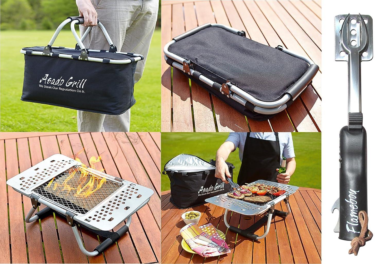 Asado cool bag BBQ