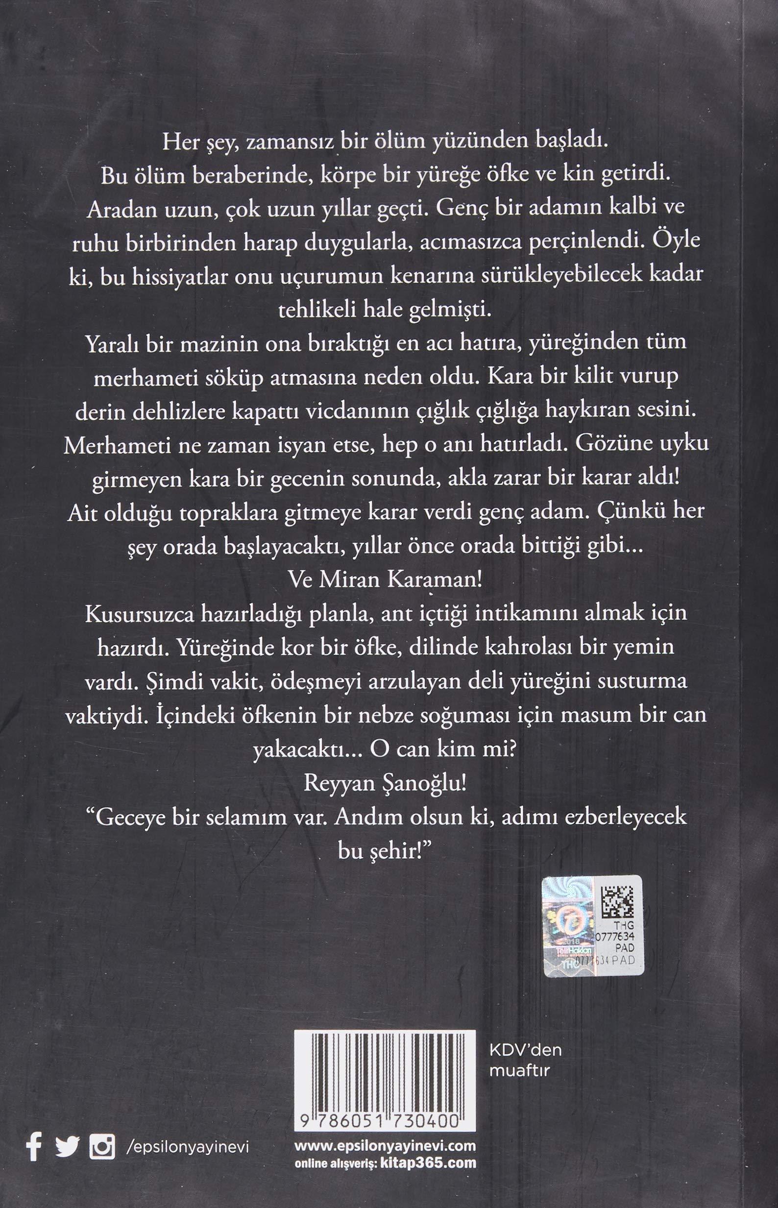 Hercai Kapkara Bir Kisin Ortasinda Terk Etti Beni Anlayacagin Ben Kardelenim O Ise Hercai Turkish Edition Sumeyye Koc 9786051730400 Amazon Com Books