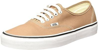 Vans Authentic Tigers Eye Men Women Shoes Light Beige (4.0 Men  5.5 Women c0d25e309