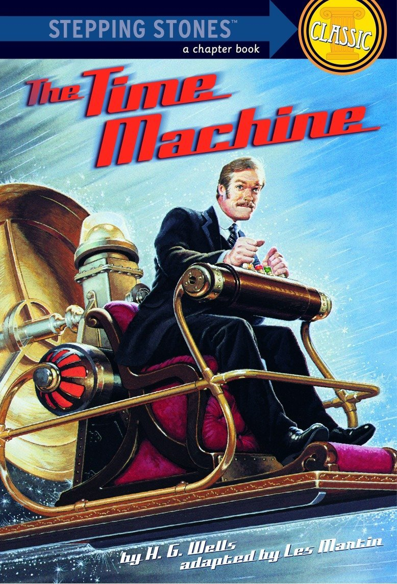 The Time Machine (A Stepping Stone Book(TM))