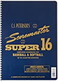 Super 16 Baseball/Softball Scorebook