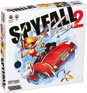 Spyfall 2 Game (12 Players)