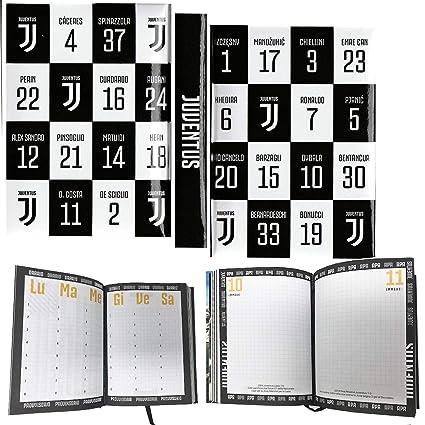 F.C. Juventus - Agenda escolar de bolsillo sin fecha ...
