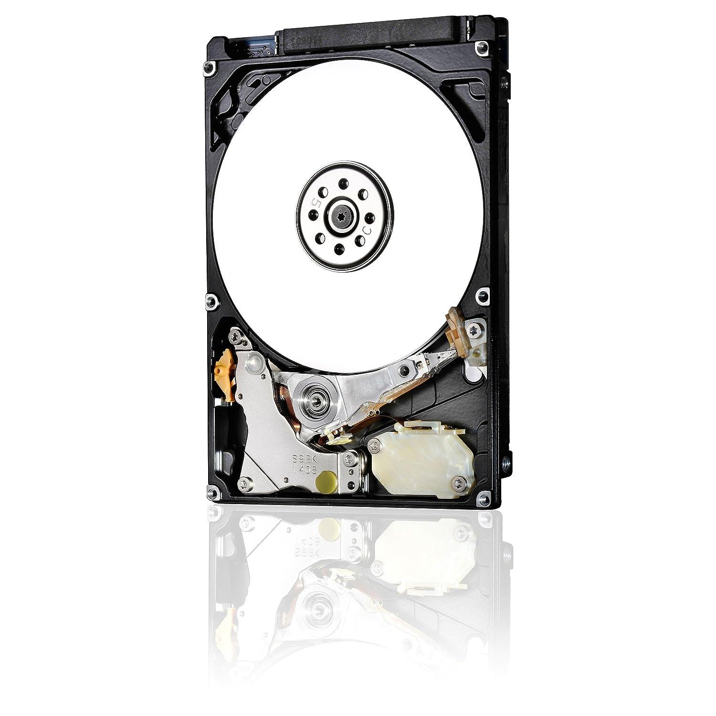 HGST Travelstar 7K1000 1TB - Disco duro interno de 1 TB (Serial ATA III, 1000 GB, 2.5'), negro y plateado 2.5) 0J22423