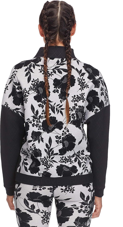 Body Glove Womens Luna Long Sleeve Activewear Sweater