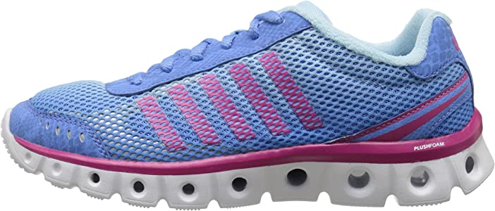 K-Swiss Zapatillas Azul/Ciclamen EU 35.5: Amazon.es: Zapatos y complementos